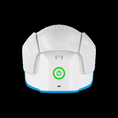 Rear view of the LH80 PRO Laser Helmet