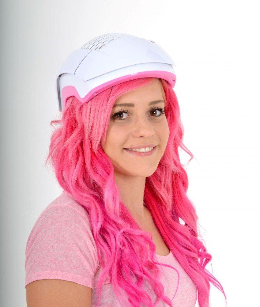 Pink Theradome Model