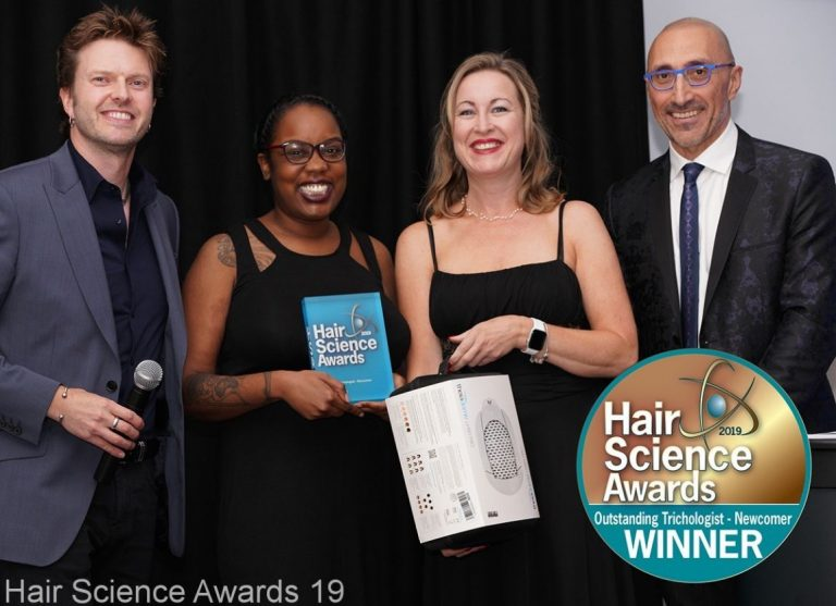 Hair Science Awards, Theradome for Hair Loss,