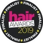 Theradome Hair Awards 2019 Finalist